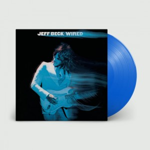 Jeff Beck - Wired (Blueberry Coloured) VINYL - 19439792611