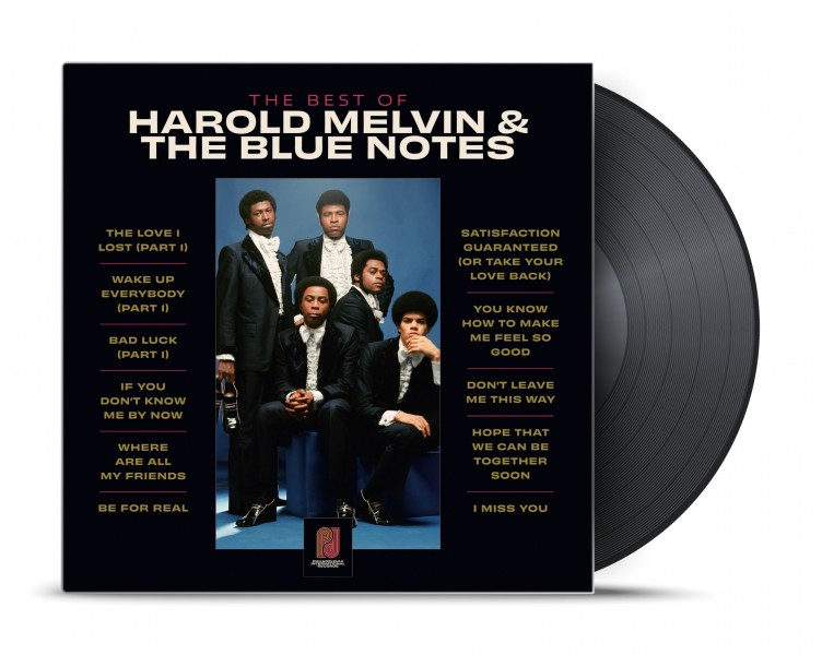 Harold Melvin & The Blue Notes - The Best Of VINYL - 0194398605418