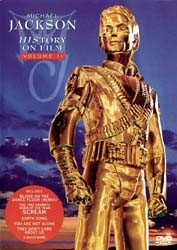 Michael Jackson - History On Film Vol 2 DVD - 501389