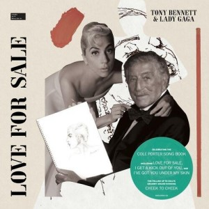 Tony Bennett & Lady Gaga - Love For Sale (Deluxe Edition) CD - 602435492766