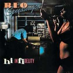 Reo Speedwagon - Hi Infidelity CD - 5014912