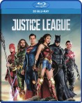 Justice League 3D Blu-Ray - Y34840 BDW