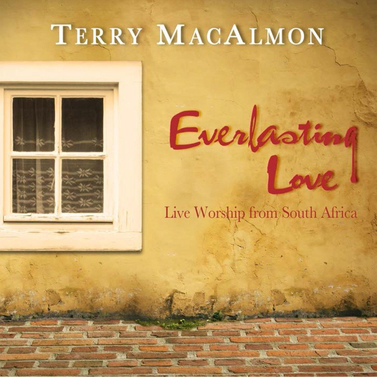 Terry MacAlmon - Everlasting Love (Live Worship from South Africa) CD - 712392722896