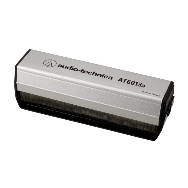 Audio-Technica Dual Action Anti Static Brush  - AT6013A