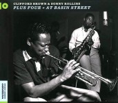 Clifford Brown & Sonny Rollins - Plus Four + At Basin Street CD - 8436539312109