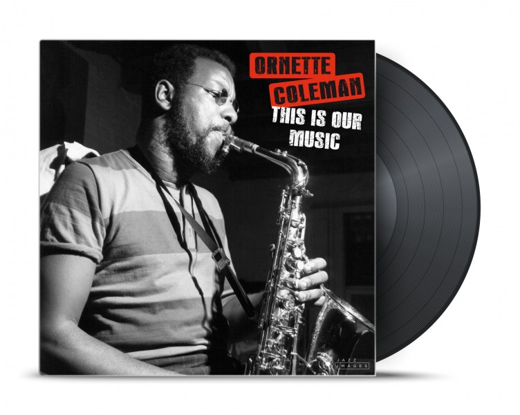 Ornette Coleman  - This Is Our Music VINYL - 37142