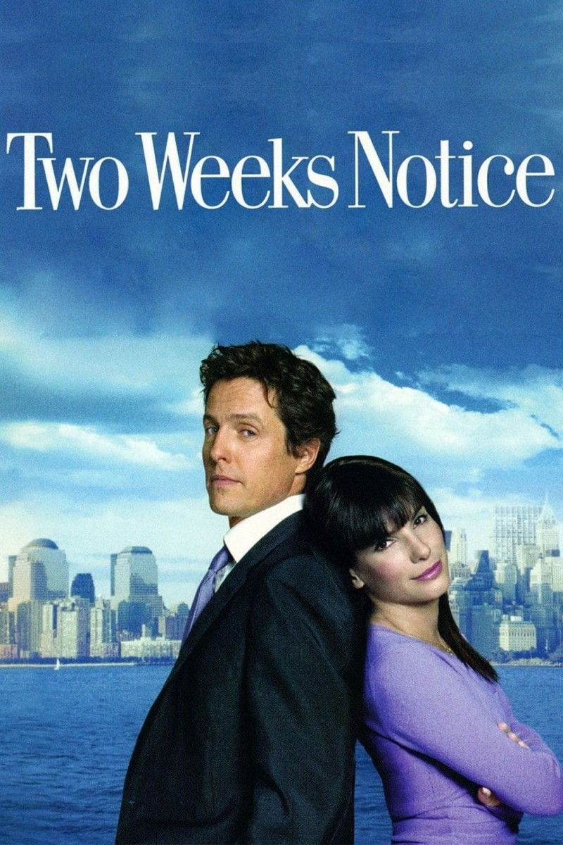 Two Weeks Notice DVD - 1000085479