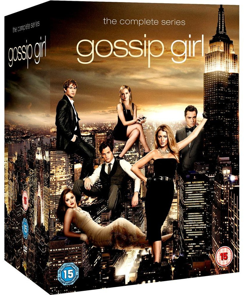 Gossip Girl Season 1 To 6 Complete Collection DVD - 1000362381
