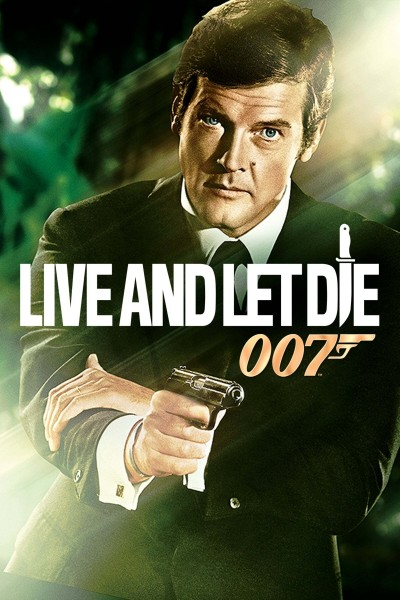 Live and Let Die DVD - 1000775069