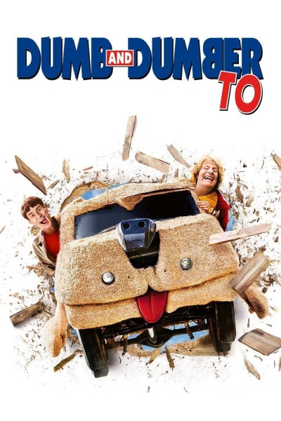 Dumb and Dumber To DVD - 1000793928