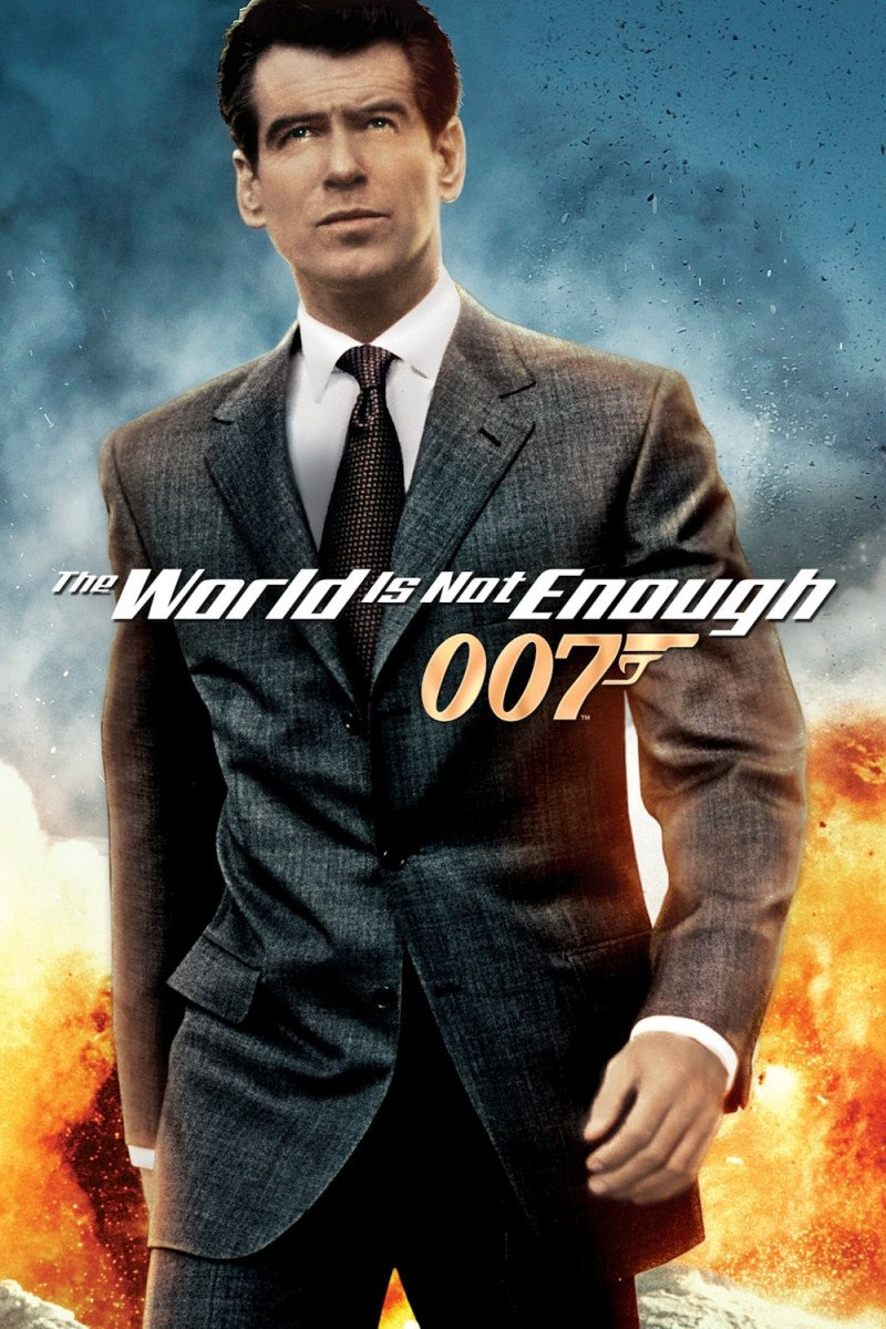 The World Is Not Enough DVD - 1576701076