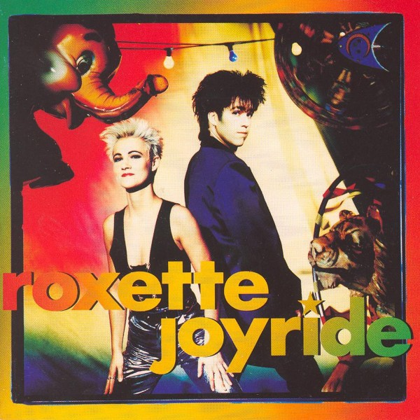 Roxette - Joyride (30th Anniversary Expanded Edition) CD - 5054197107153