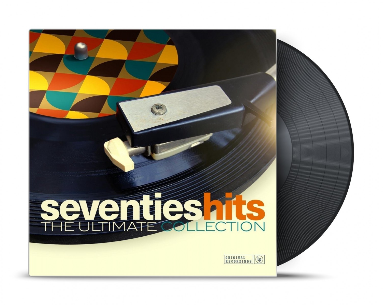 Seventies Hits - The Ultimate Collection VINYL - 190758737614