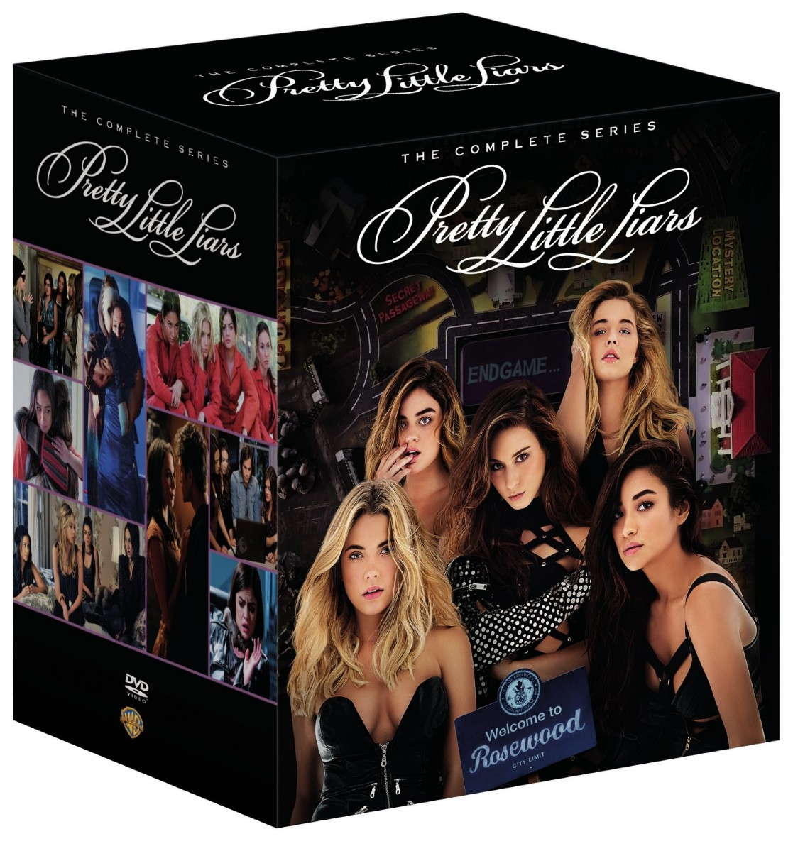 Pretty Little Liars Seasons 1 To 7 Complete Collection DVD - 1000633918