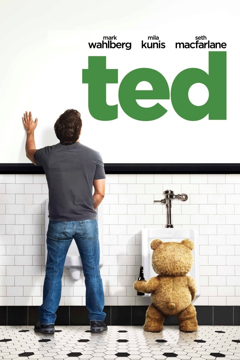 Ted (Extended Edition) DVD - 8291966