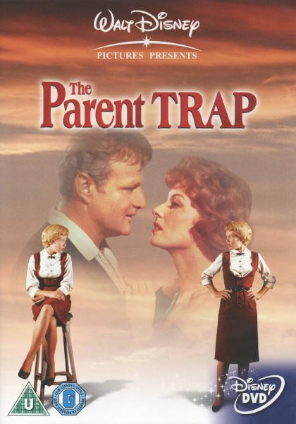 The Parent Trap DVD - BED881535