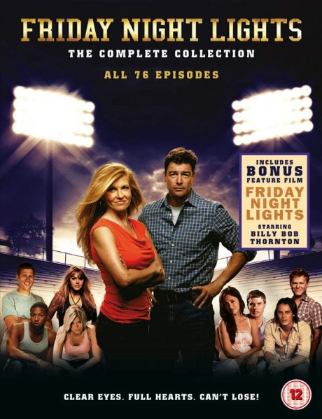 Friday Night Lights Series 1 To 5 Complete Collection DVD - FHED3932