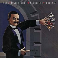Blue Öyster Cult - Agents Of Fortune CD - 5022372