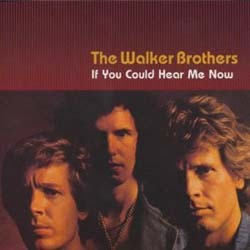 Walker Brothers - If You Could Hear Me Now CD - 5033022