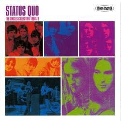 Status Quo - Singles Collection 66-73 CD - 50501 5910152