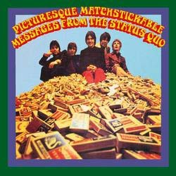Status Quo - Picturesque Matchstickable Messages From The Status Quo CD - 50501 5917182