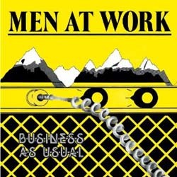 Men At Work - Business As Usual CD - 5086172