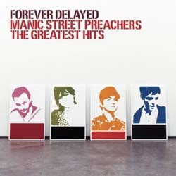 Manic Street Preachers - Greatest Hits: Forever Delayed CD - 5095512