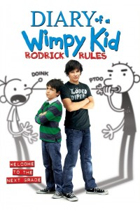 Diary of a Wimpy Kid: Rodrick Rules DVD - 50986 DVDF