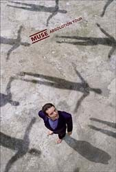 Muse - Absolution Tour DVD - 5101118972