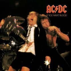 AC/DC - If You Want Blood You've Got It CD - 5107632