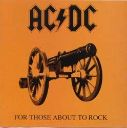 AC/DC - For Those About To Rock We Salute You VINYL - 5107661