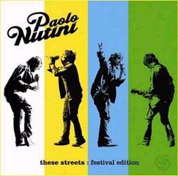 Paolo Nutini - These Streets - Festival Edition CD - 5144230502