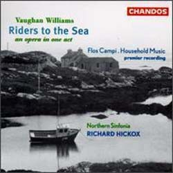 Vaughan Williams - Riders To The Sea CD - 5144297842