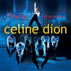 Céline Dion - Live In Las Vegas - A New Day... CD - 5152252