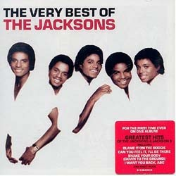 The Jacksons - The Very Best Of The Jacksons/Jackson 5 CD - 5163662