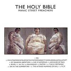 Manic Street Preachers - The Holy Bible - 10Th Anniversary Ed CD+DVD - 5188723