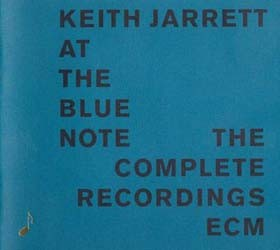 Keith Jarrett - At The Bluenote - Comple CD - 5276382