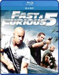 The Fast And The Furious 5: Fast Five Blu-Ray - BDU 56197