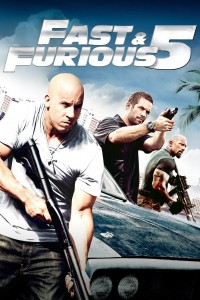 The Fast And The Furious 5: Fast Five DVD - 56197 DVDU