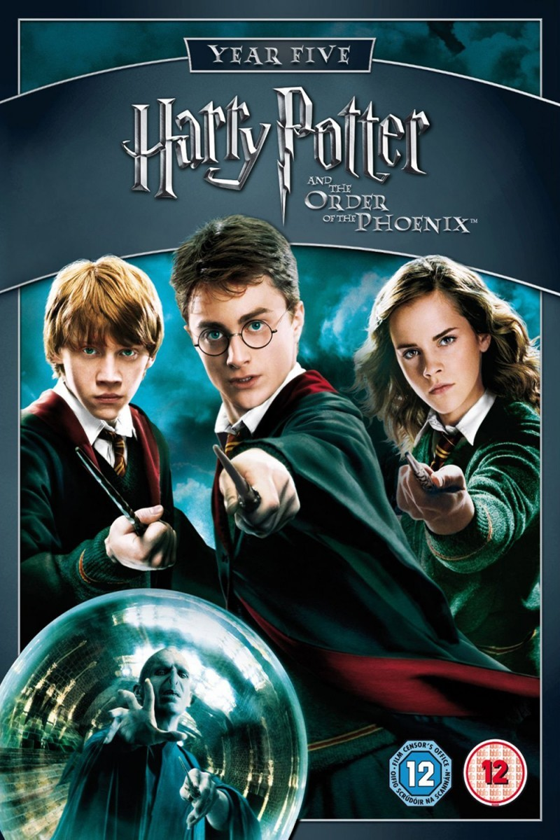 Harry Potter and the Order of the Phoenix DVD - 59326 DVDW