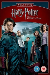 Harry Potter and the Goblet of Fire DVD - 59388 DVDW