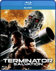 Terminator Salvation Blu-Ray - BDS 61426