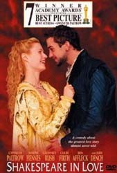 Shakespear In Love DVD - 25711 DVDU