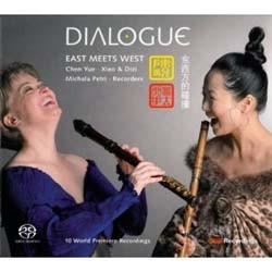 East Meets West - Petri/Yue CD - 6220600