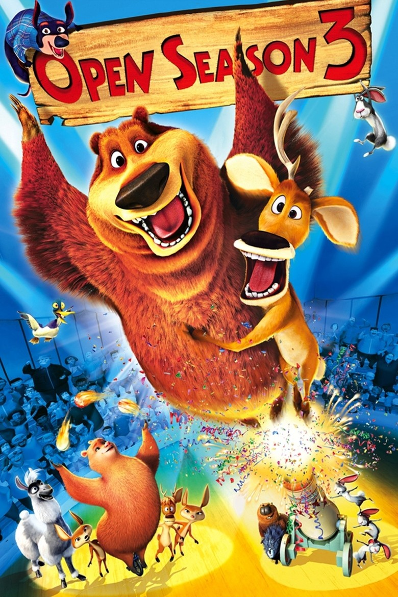 Open Season 3 DVD - 10225646