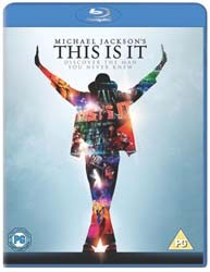 Michael Jackson - This Is It Blu-Ray - BDS 69320
