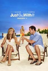 Just Go With It DVD - 10225773