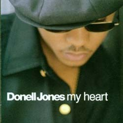 Donell Jones - My Heart CD - 73008260252