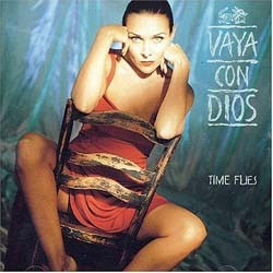 Vaya Con Dios - Time Flies CD - 74321108962