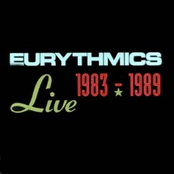 Eurythmics - Live 1983-1989 CD - 74321177042
